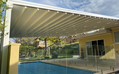 POOL SHADE AT ITS BEST
